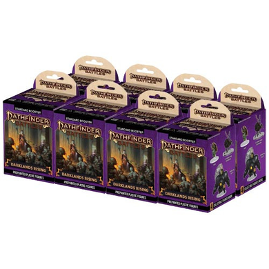 Pathfinder Battles Miniatures: Darklands Rising Booster Brick