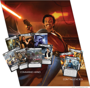 STAR WARS  LEGION:   Lando Calrissian (pre order)
