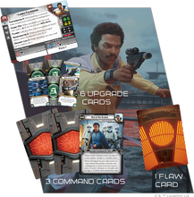 Load image into Gallery viewer, STAR WARS  LEGION:   Lando Calrissian (pre order)
