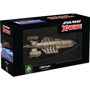 STAR WARS X-WING 2nd Ed: C-ROC Cruiser