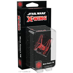 STAR WARS X-WING 2nd Ed: Major Vonreg's TIE