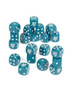 WARHAMMER 40K 9TH EDITION DRUKHARI DICE SET - Linebreakers