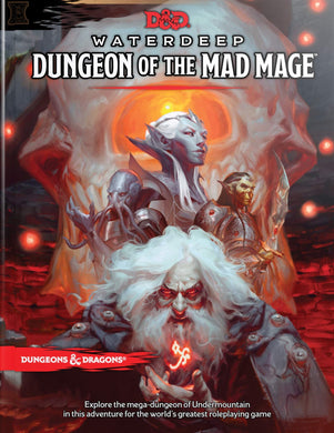 DUNGEONS & DRAGONS: Waterdeep Dungeon of the Mad Mage 5E