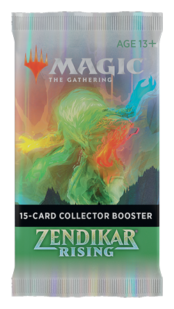 MTG Zendikar Rising - Collector Booster Pack - Linebreakers