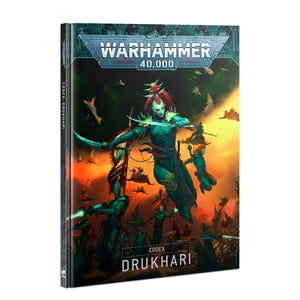 WARHAMMER 40K 9TH EDITION CODEX: DRUKHARI (HB) - Linebreakers