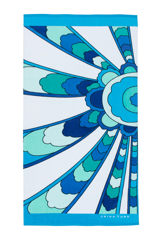 SUNRAYS BEACH TOWEL