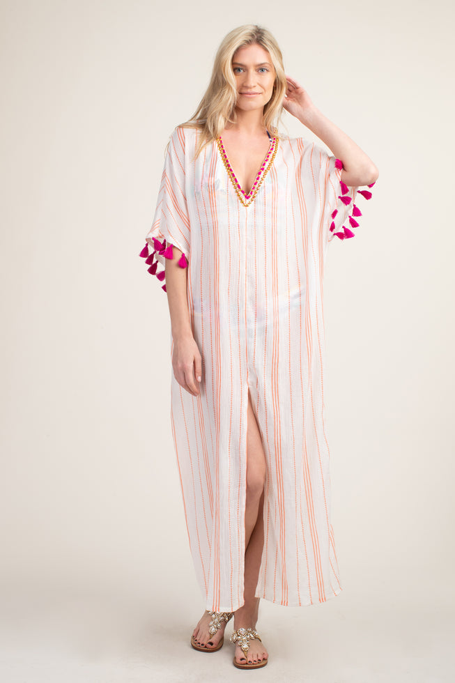 DIAMOND CAFTAN
