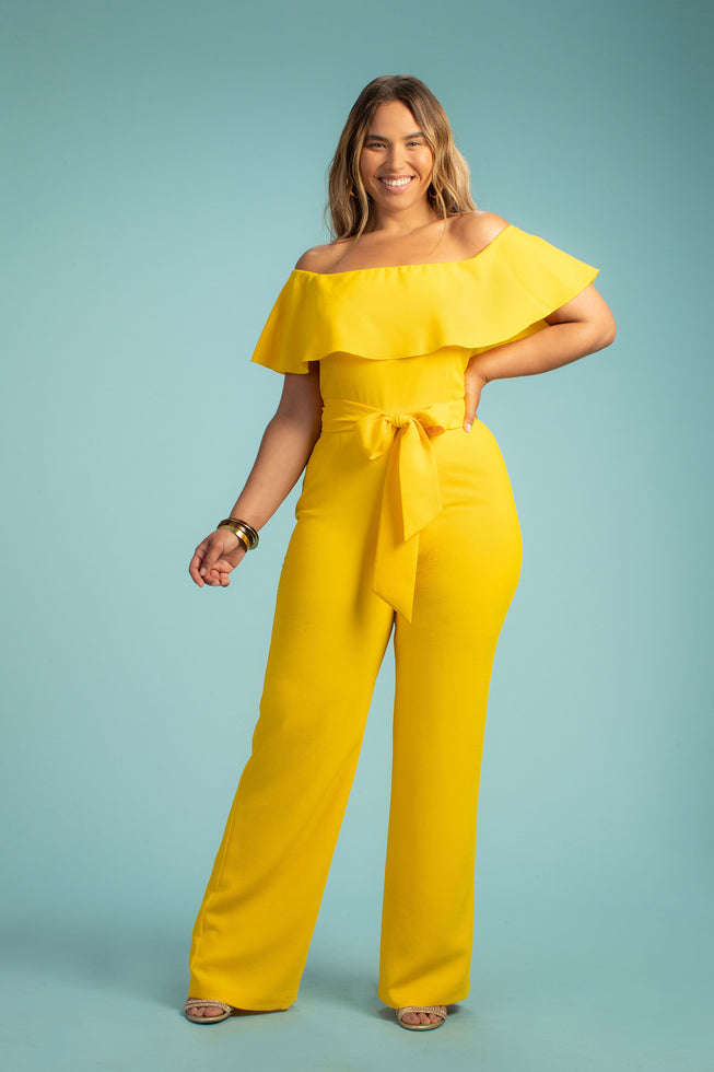 GUESTS JUMPSUIT