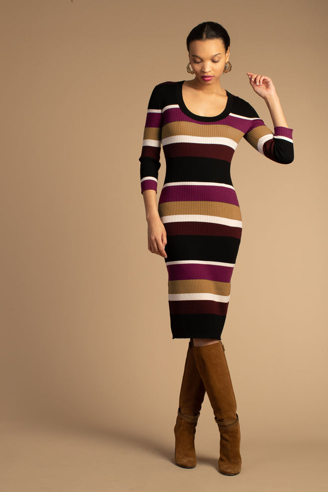 ST HELENA SWEATER DRESS
