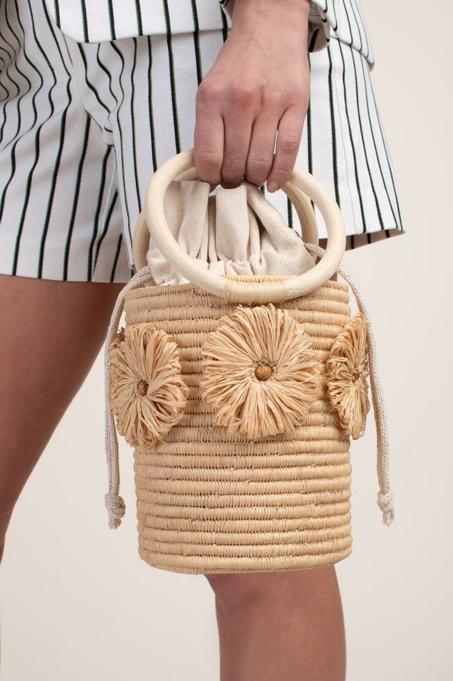 TOGETHER FOREVER BUCKET BAG