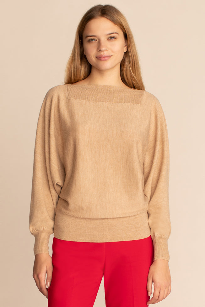 HEATHER CAMEL NEUTRAL