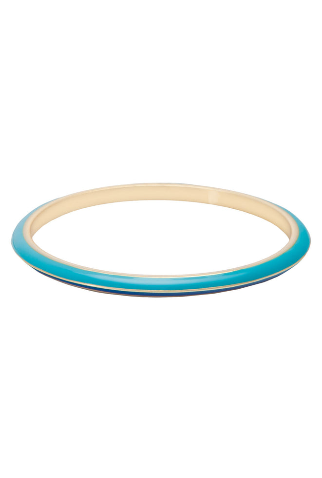 TWO TONE ENAMEL BANGLE
