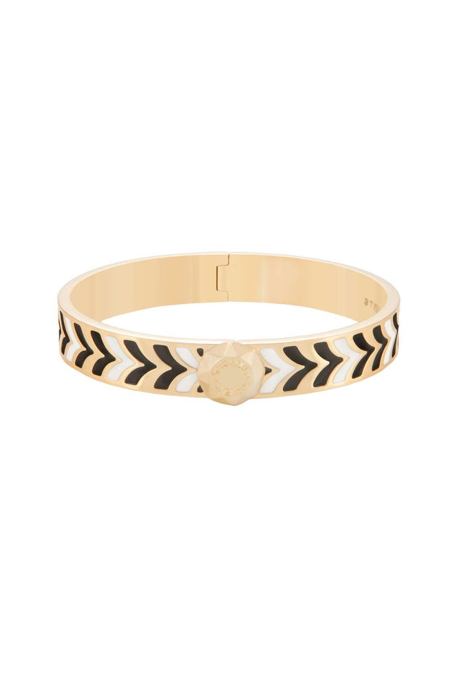 20TH ANNIVERSARY CHEVRON BANGLE