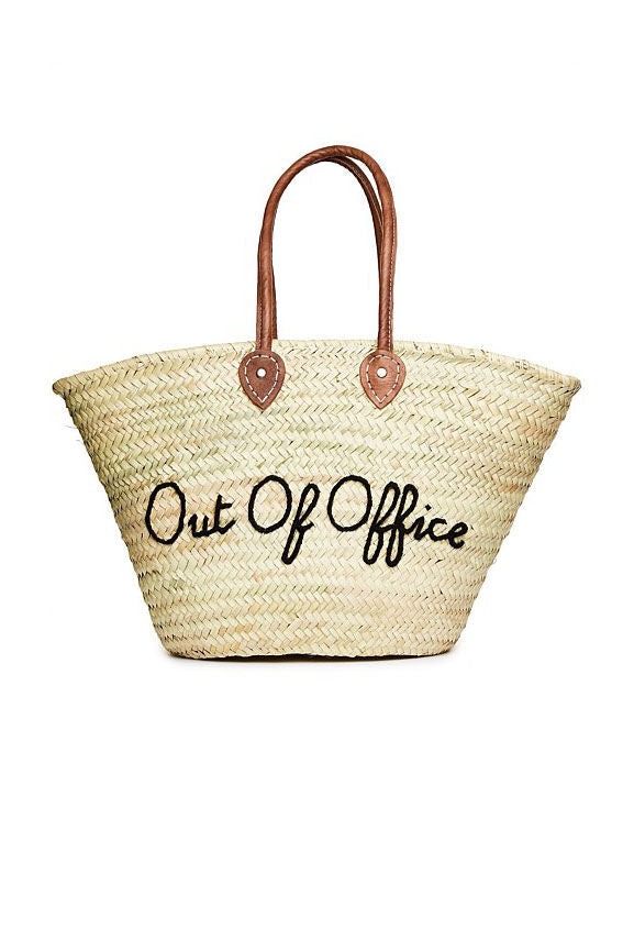 LA PLAGE OUT OF OFFICE TOTE