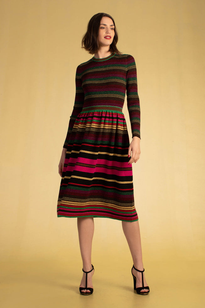 IKIGAI SWEATER DRESS