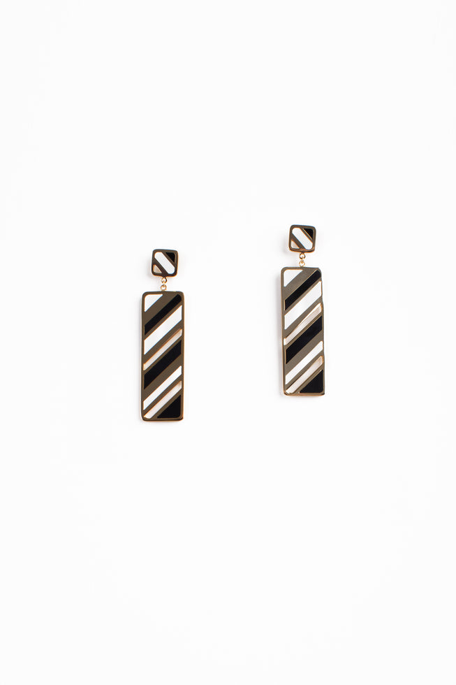 MODERNIST EARRING