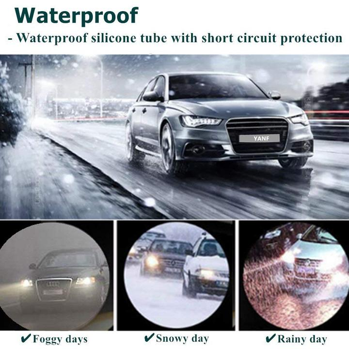 HOT! Car Flexible Daytime Running Light ( Pair )-BUY 2 PAIR FREE SHIPPING TODAY