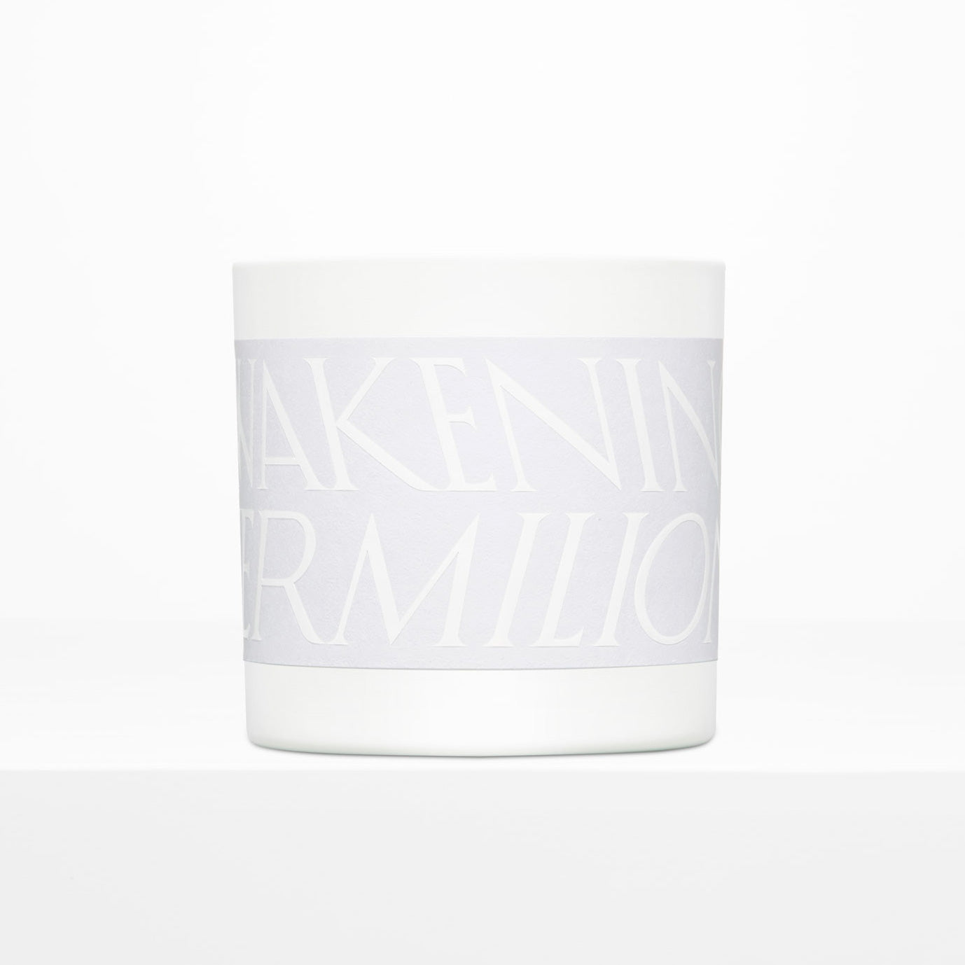 AWAKENING VERMILION SCENTED CANDLE