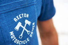 MOTORCYCLE DRIVEN POCKET TEESHIRT