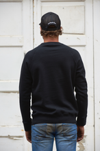 AXES CREWNECK SWEATER