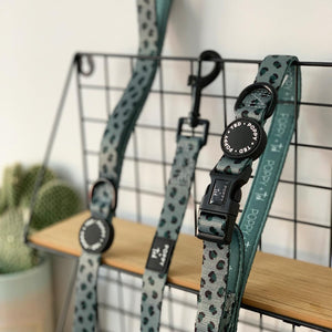 Walk + Wear | Lead | Wild Leopard