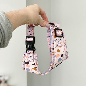 Walk + Wear | Adjustable Harness | Totally Terrazzo