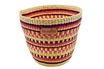 Handwoven baskets from Ghana