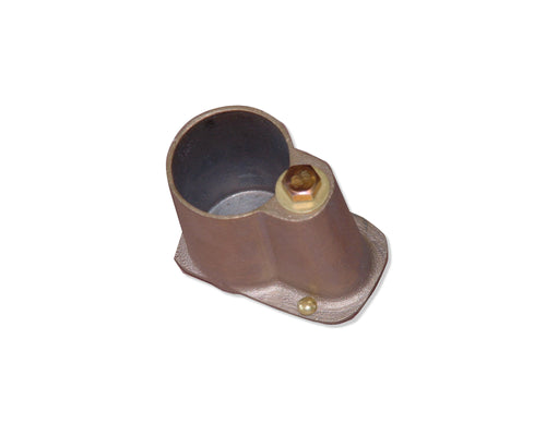 Afras Brass Wedge Anchor With Integral Flange for 1.900 Tubing