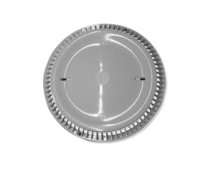 Afras Anti-Vortex ABS Drain Cover 11 inches Light Grey ABS for Pools