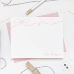 Baby Stationery • Drawn Bow