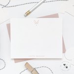 Baby Stationery • Bunny Ears