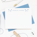 toddler thank you cards with stars