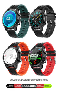 SENBONO Sport S30 Smart Watch Fitness Tracker support Custom Dial Calls SMS  Reminder smartwatch