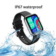 SENBONO  Life1 IP67 Waterproof Smart Watch Women Clock Fitness Tracker Blood Pressure Dials Sport Men Smartwatch for Android IOS