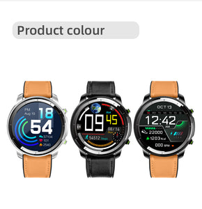 SENBONO H15pro sport Smart Watch support 360*360 HD display health tracker call reminder smartwatch