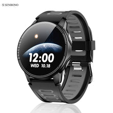SENBONO HOT SALES S20 smart watch support add watch faces multi-sport swimming for android IOS