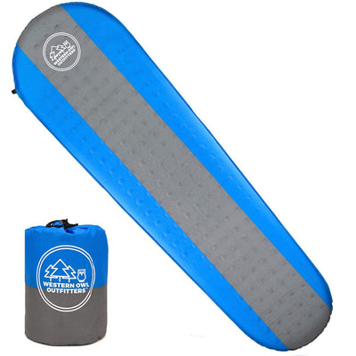 Self-Inflating WOO Sleeping Pad