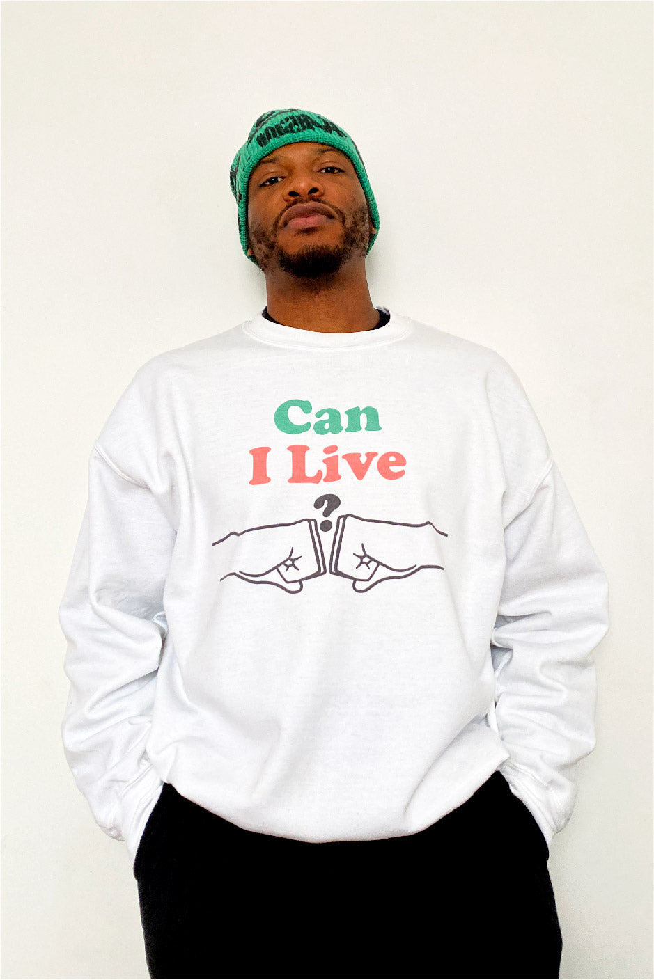 Can I Live. Vol 4 Long sleeve T-Shirt