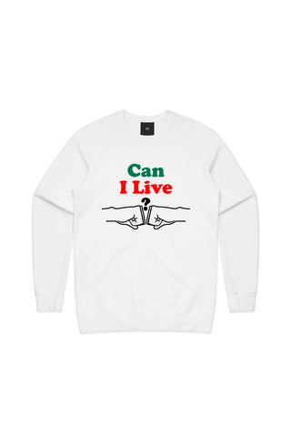 Can I Live. Vol 4 Sweatshirt