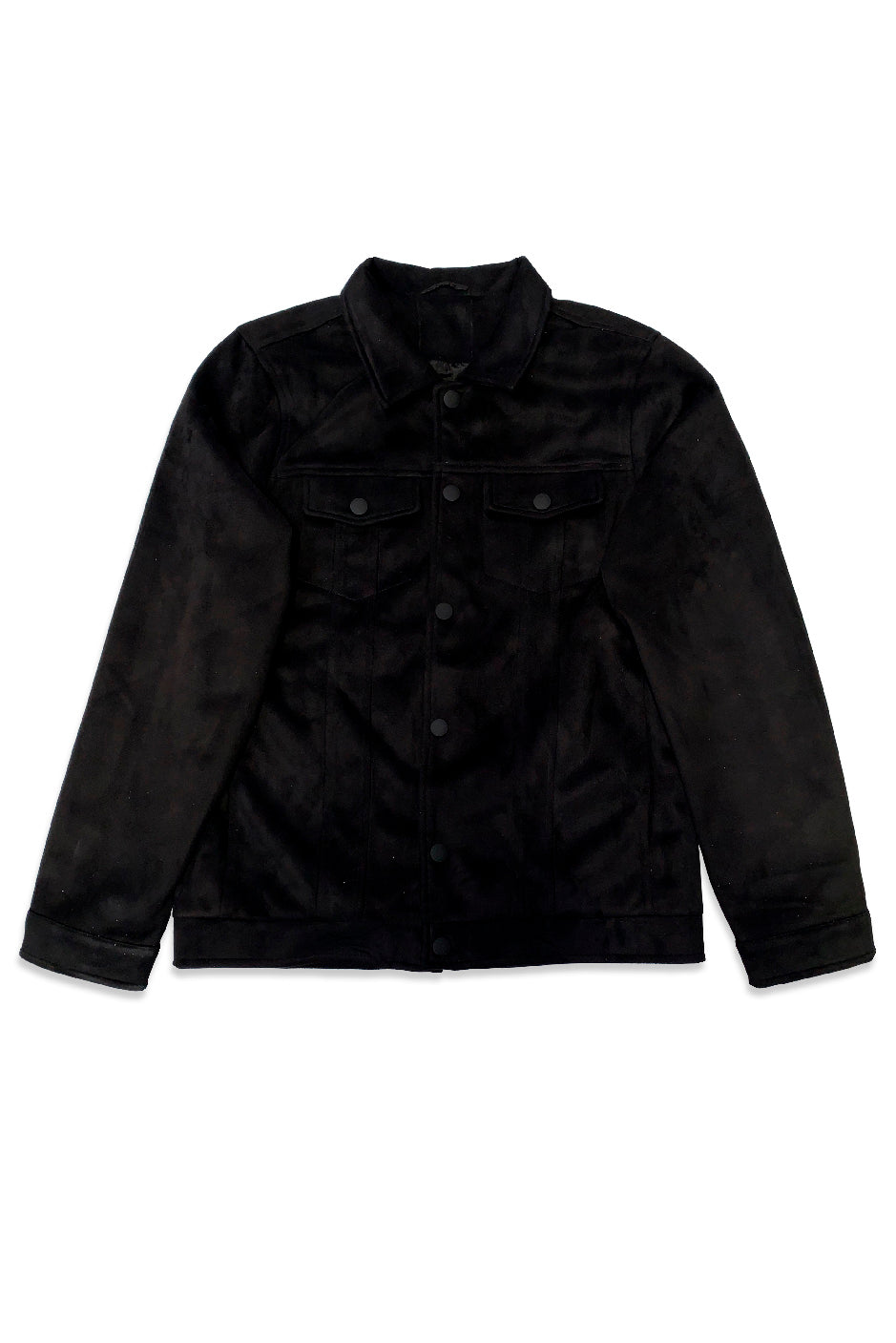 Project B Faux Suede Jacket