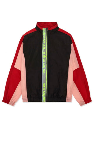 Shell Suit Jacket - Graffitti Taping