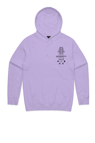 Grape Project B Hoody