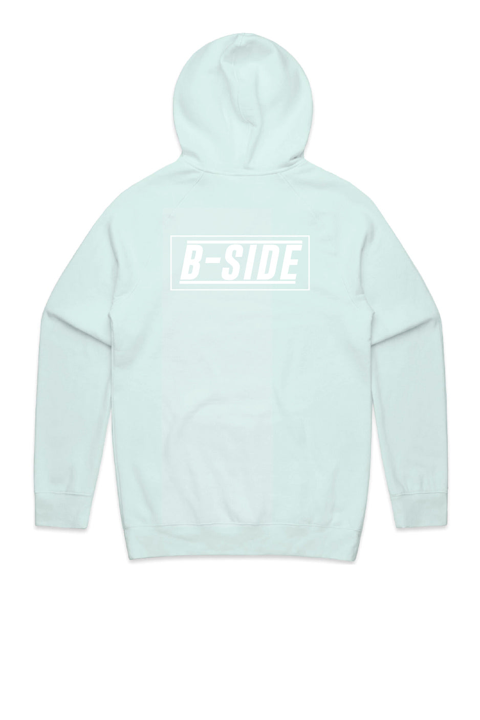 Project B-Side Hoodie Mint
