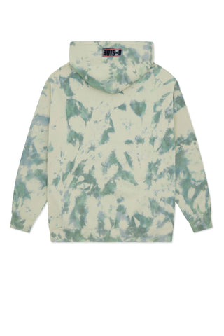 Earthquake Hoody - Tye Dye