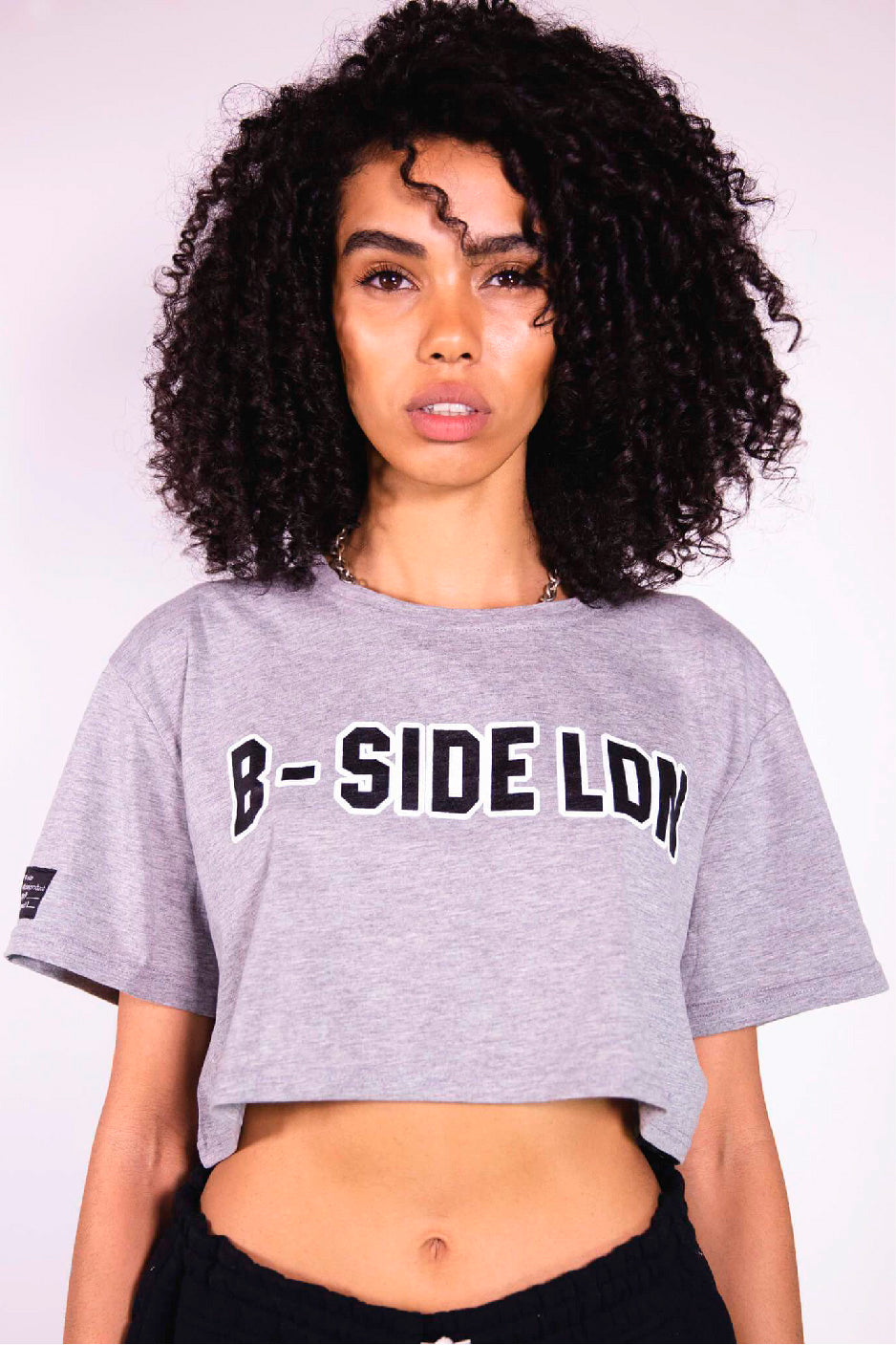 Community Goods Cropped T-Shirt