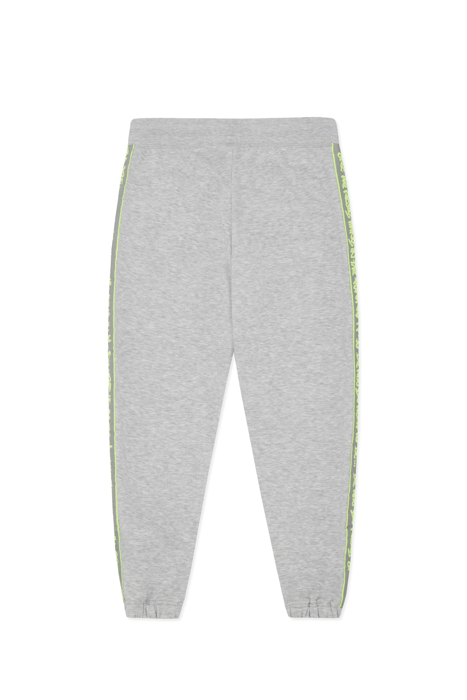 Lex Tracksuit  Bottoms- Sleeve Graffiti Taping