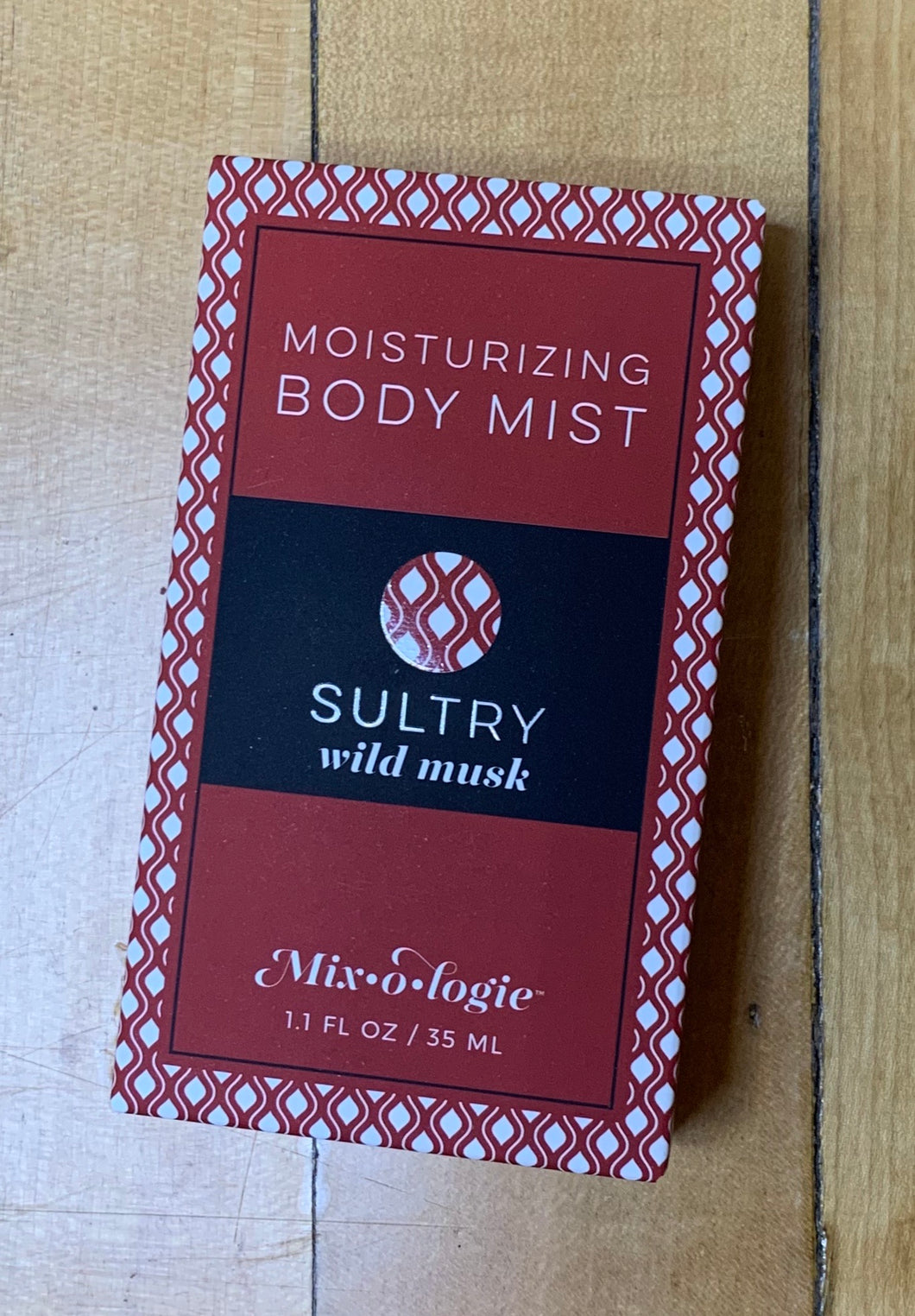 Mixology Body Mist - Backwards Boutique
