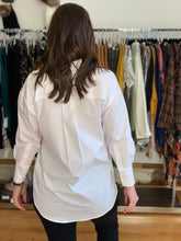 Load image into Gallery viewer, Liverpool Crisp White Button Down - Backwards Boutique