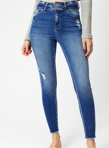 KanCan High Rise Jeans - Backwards Boutique