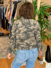 Load image into Gallery viewer, Liverpool Camo Jacket - Backwards Boutique